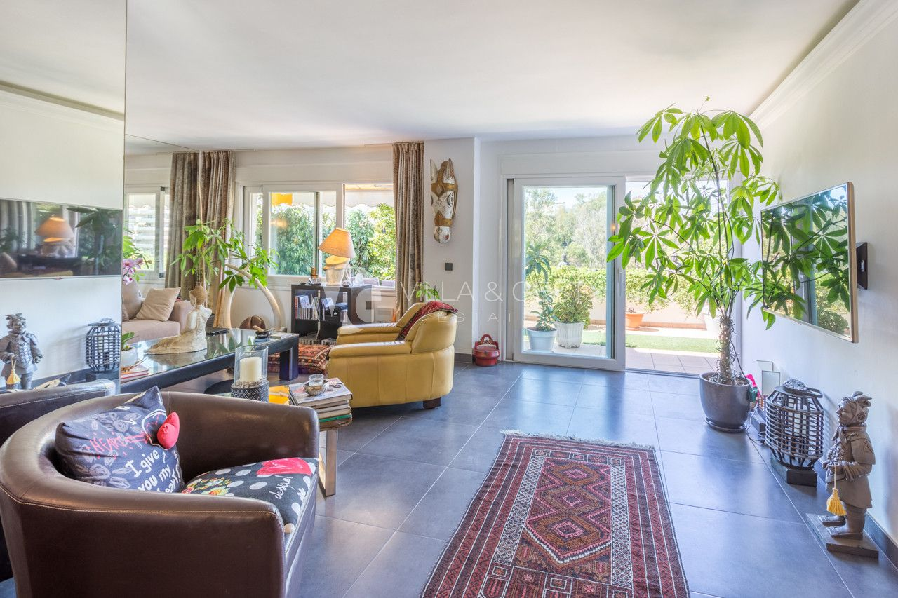 FANTASTIC APARTAMENT IN IWI GUADALMINA ALTA